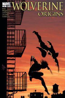 Wolverine Origins #31