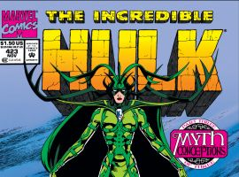 Incredible Hulk (1962) #423 Cover