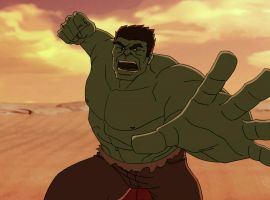 Hulk lets loose in Marvel's Avengers Assemble - The Final Showdown