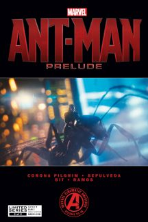 Marvel's Ant-Man Prelude #2