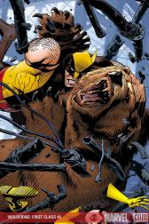 Wolverine: First Class #8 