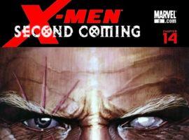 X-MEN: SECOND COMING #2 cover by Adi Granov