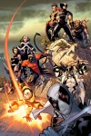 Uncanny X-Force (2010) #12 (Kubert Variant)