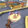 Screenshot of Reptil from Super Hero Squad Online