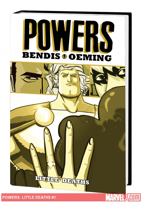 POWERS VOL. 3: LITTLE DEATHS PREMIERE HC