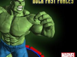HeroClix Online: Hulk Fast Forces