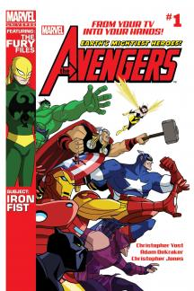 Marvel Universe AVENGERS: EARTH'S MIGHTIEST HEROES  (2011) #1
