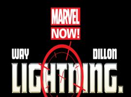 The Future of Marvel NOW! is Lightning