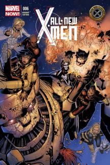 All-New X-Men #6  (X-Men 50th Anniversary Variant)