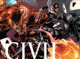Cover: Civil War (2006) #5