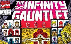 Infinity Gauntlet (1991) #2