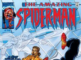 Amazing Spider-Man (1999) #16 Cover