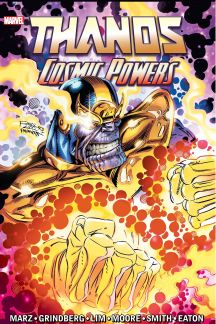 Thanos: Cosmic Powers (Trade Paperback)