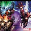 Image Featuring Iron Man, Mandarin, Whiplash (Mark Scarlotti), Madame Masque, Ezekiel Stane