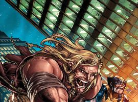 WEAPON X: FIRST CLASS #1