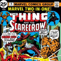 Marvel Two-In-One #18