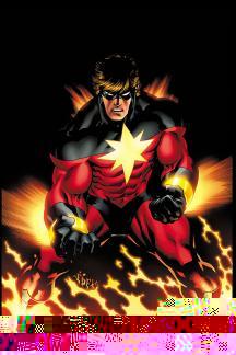 Captain Marvel (2007) #1