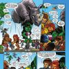 SUPER HERO SQUAD #9 preview page by Leonel Castellani