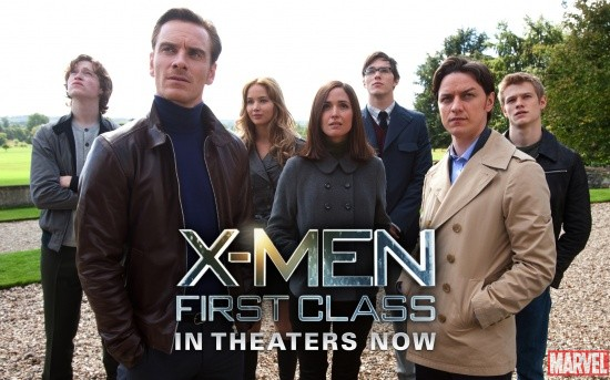 X-Men: First Class Wallpaper #5