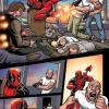 Deadpool (2008) #45 preview art by Salvador Espin
