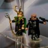 Diamond Select Toys Minimates Loki and Nick Fury