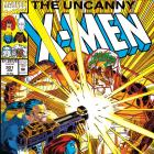 Uncanny X-Men (1963) #301 Cover