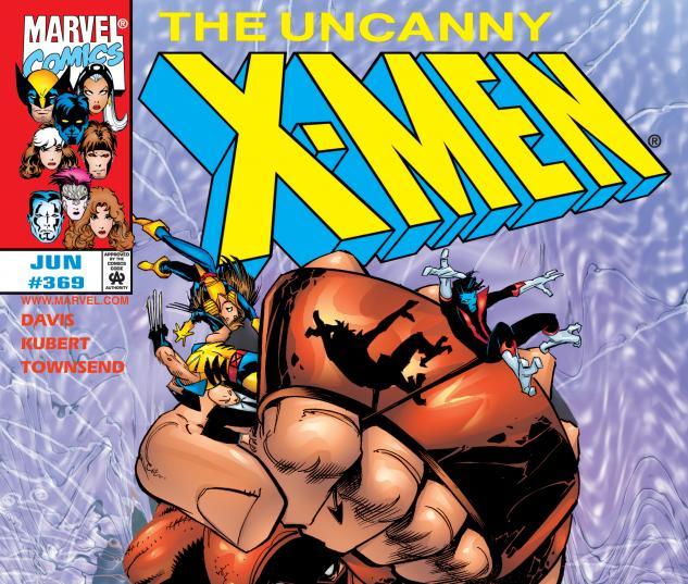 Uncanny X-Men (1963) #369 Cover