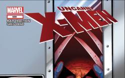 Uncanny X-Men #530