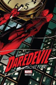 Daredevil #25  (Kubert Wraparound Variant)