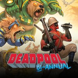 Deadpool Bi-Annual (2014)