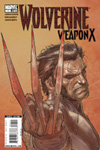 WOLVERINE: WEAPON X #1
