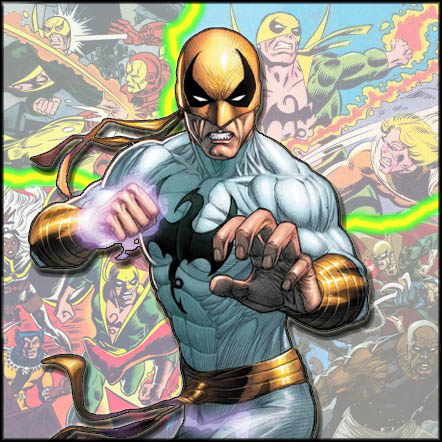 The only danny rand iron fist overall amazing