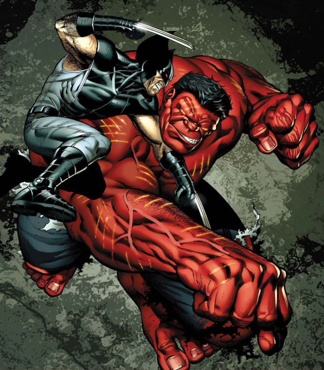 Red Hulk - Marvel Universe Wiki: The definitive online source for ...