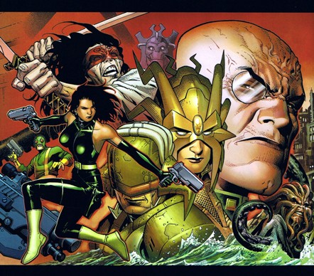 Hydra Marvel Universe Wiki The Definitive Online Source