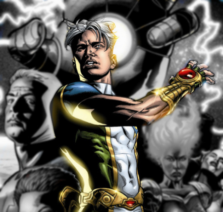 Marvel Boy/Noh-Var