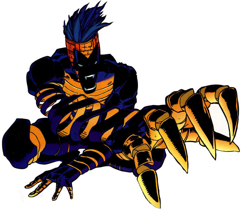 Abyss (Age of Apocalypse) - Marvel Universe Wiki: The ...