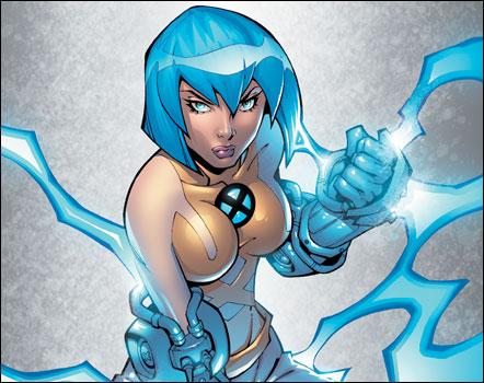 Surge Noriko Ashida Marvel Universe Wiki The