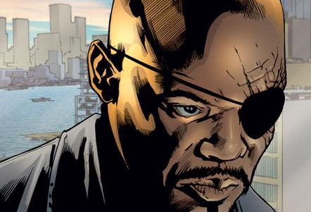 Nick Fury (Ultimate)