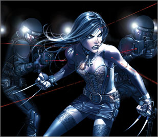 X-23 - Marvel Universe Wiki: The definitive online source ... X 23 Marvel