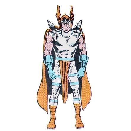 Hermod - Marvel Univer...