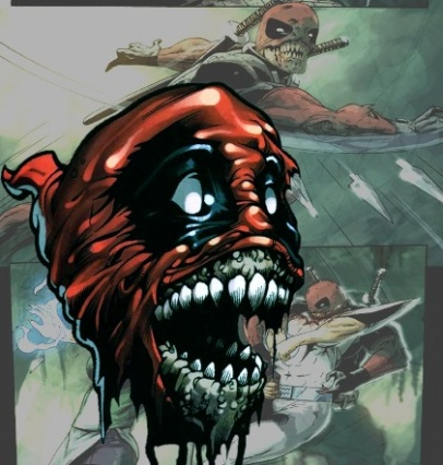 Marvel Zombies Deadpool