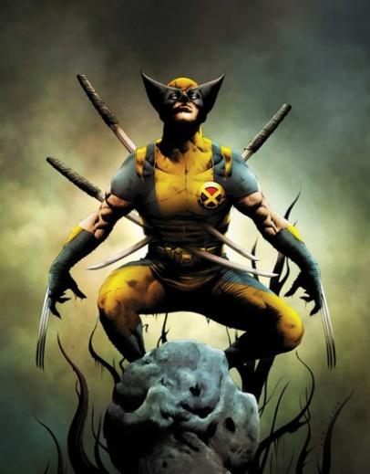 Wolverine (James Howlett)