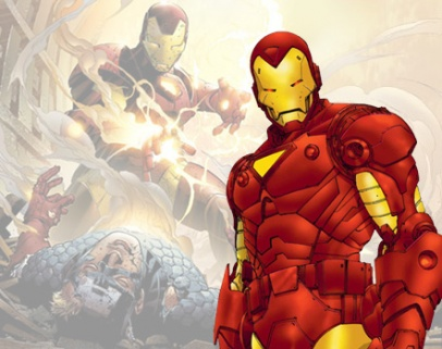 Iron man anthony stark