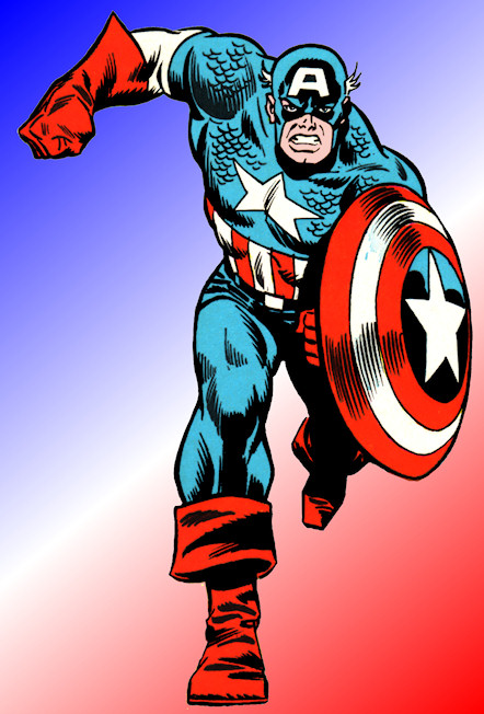 Captain America Steve Rogers  Marvel Universe Wiki The
