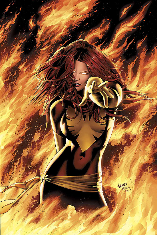 marvel comics jean grey