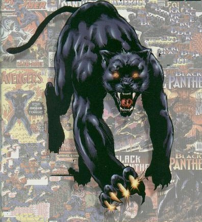 The Black Panther God