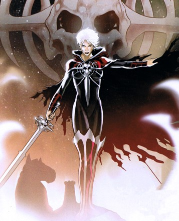 Phyla-Vell as Martyr