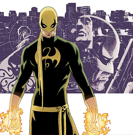 marvel comics iron fist