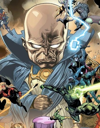 Image result for the watcher marvel