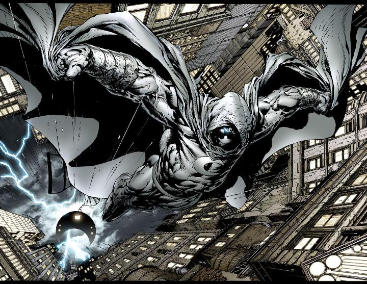 Image result for marvel knights moon knight